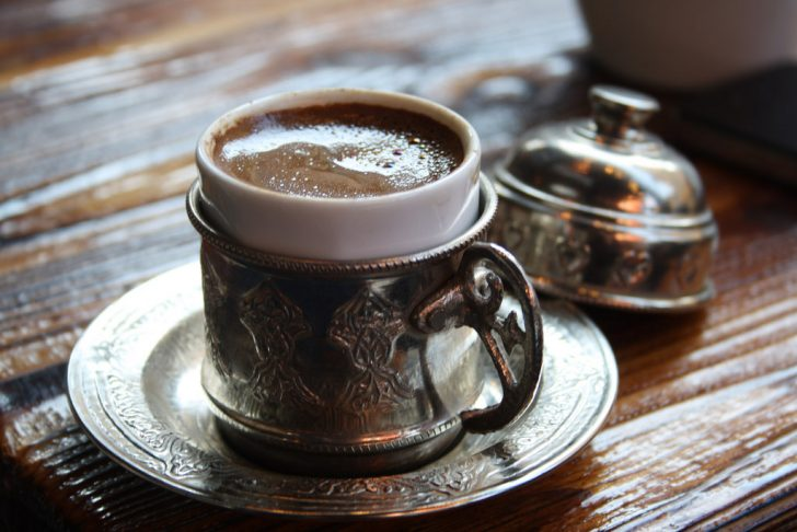 拘りの強いコーヒー