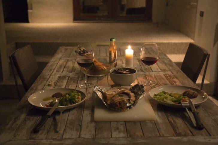 おしゃれディナー