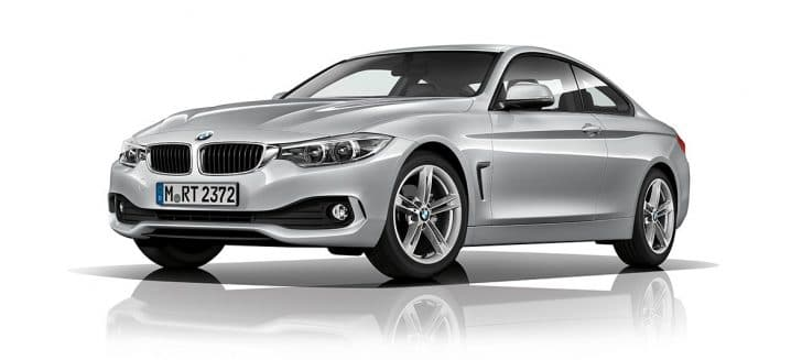 BMWの4シリーズ
