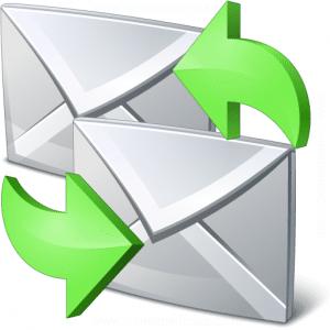 メール交換