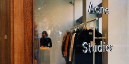 アクネの店舗