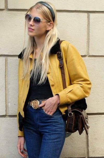 スウェーデンのデニムファッション