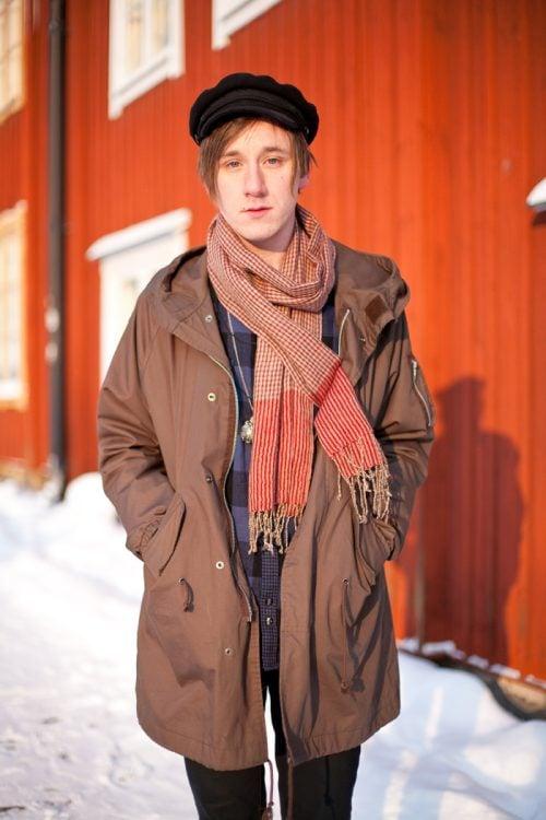 スウェーデン人男性のファッション