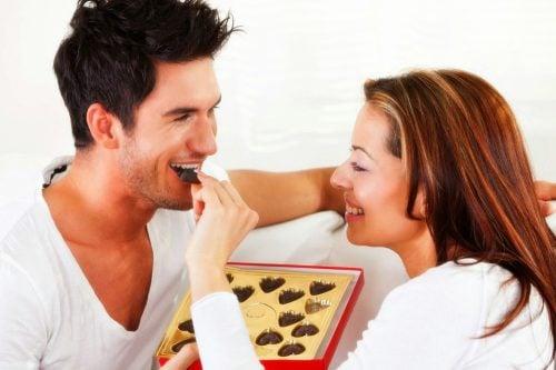 チョコレートキス