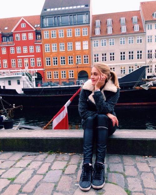 デンマーク女性