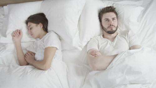 セックスレスのカップル